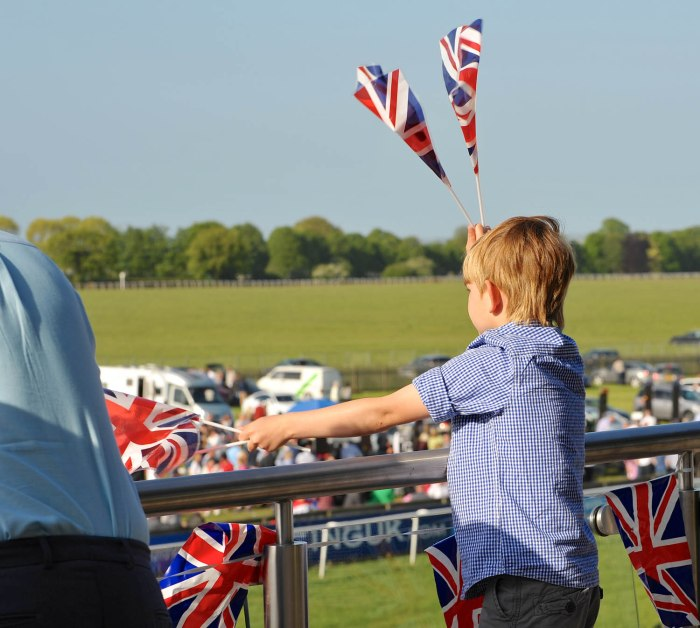 A Very British Raceday